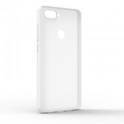 Чохол-накладка Xiaomi Mi8 Lite Monochromatic White