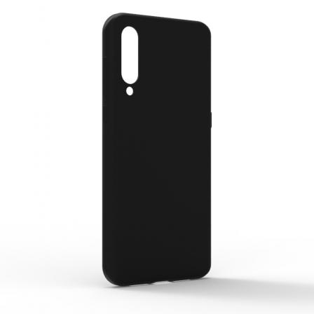 Чехол-накладка Xiaomi Mi9 Monochromatic Black