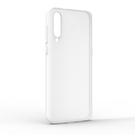 Чехол-накладка Xiaomi Mi9 Monochromatic White