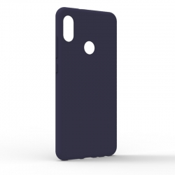 Чохол-накладка Xiaomi Redmi Note 5 Monochromatic Blue