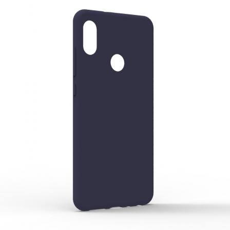 Чехол-накладка Xiaomi Redmi Note 5 Monochromatic Blue