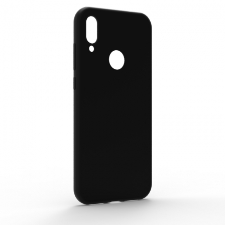 Чехол-накладка Xiaomi Redmi Note 7 Monochromatic Black