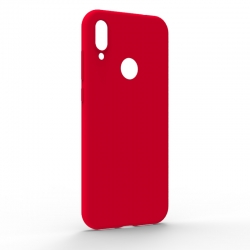 Чехол-накладка Xiaomi Redmi Note 7 Monochromatic Red