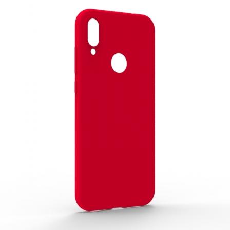 Чохол-накладка Xiaomi Redmi Note 7 Monochromatic Red