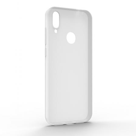Чохол-накладка Xiaomi Redmi Note 7 Monochromatic White