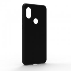 Чехол-накладка Xiaomi Redmi Note 6 Pro Monochromatic Black
