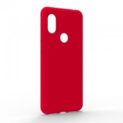 Чехол-накладка Xiaomi Redmi Note 6 Pro Monochromatic Red