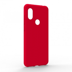 Чохол-накладка Xiaomi Redmi Note 6 Pro Monochromatic Red