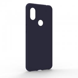 Чехол-накладка Xiaomi Redmi Note 6 Pro Monochromatic Blue