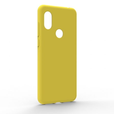 Чохол-накладка Xiaomi Redmi Note 6 Pro Monochromatic Yellow