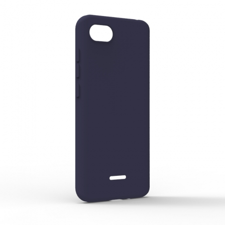 Чехол-накладка Xiaomi Redmi 6A Monochromatic Blue