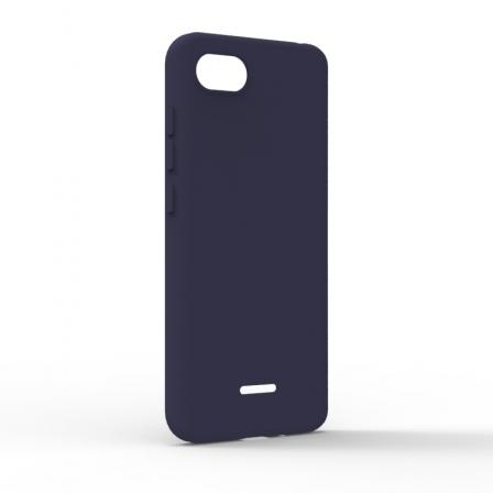 Чохол-накладка Xiaomi Redmi 6A Monochromatic Blue