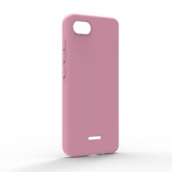 Чехол-накладка Xiaomi Redmi 6A Monochromatic Pink