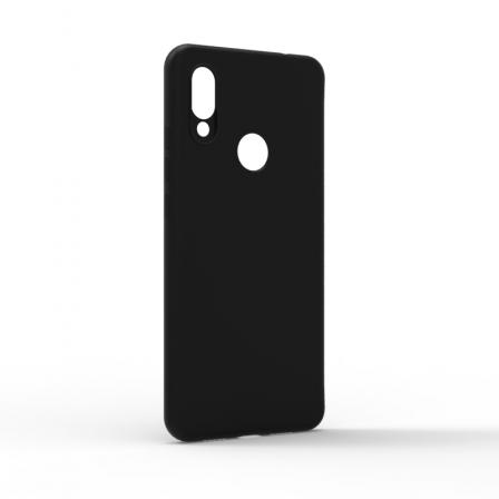 Чехол-накладка Xiaomi Redmi 7 Monochromatic Black