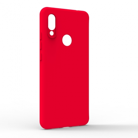 Чохол-накладка Xiaomi Redmi 7 Monochromatic Red