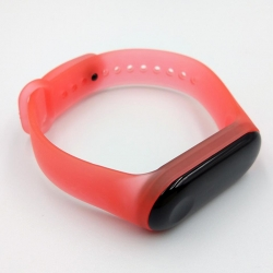 Ремінець Xiaomi Mi BAND 3 Glass Red