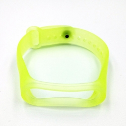 Ремінець Xiaomi Mi BAND 3 Glass Yellow
