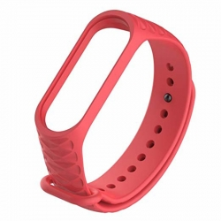 Ремешок Xiaomi Mi BAND 3 Pattern Red