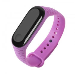Ремінець Xiaomi Mi BAND 3 Pattern Purple