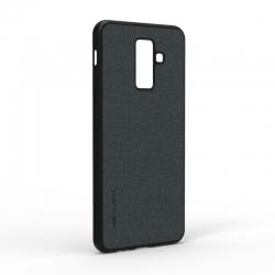 Чехол-накладка Samsung Galaxy A6 Plus (A605) Black
