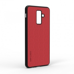 Чохол-накладка Samsung Galaxy A6 Plus (A605) Red