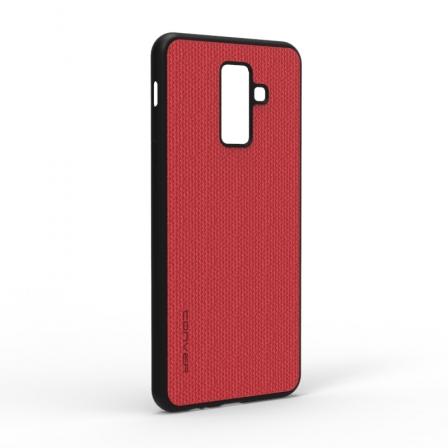 Чехол-накладка Samsung Galaxy A6 Plus (A605) Red