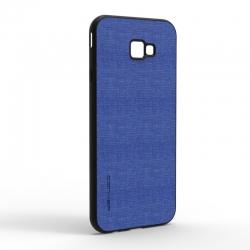 Чехол-накладка Jeans Samsung Galaxy J4 (J415) Blue