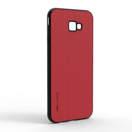 Чехол-накладка Jeans Samsung Galaxy J4 (J415) Red