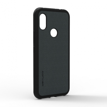 Чехол-накладка Jeans Xiaomi Redmi Note 6 Pro Black