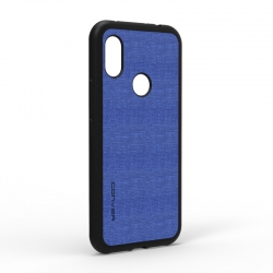 Чохол-накладка Jeans Xiaomi Redmi Note 6 Pro Blue