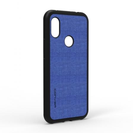 Чехол-накладка Jeans Xiaomi Redmi Note 6 Pro Blue