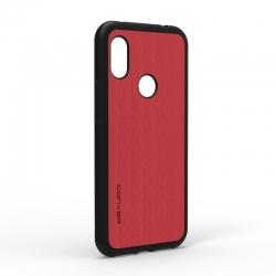Чехол-накладка Jeans Xiaomi Redmi Note 6 Pro Red