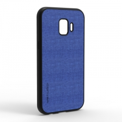 Чехол-накладка Jeans Samsung Galaxy J2 (J260) Blue