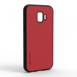 Чохол-накладка Jeans Samsung Galaxy J2 (J260) Red