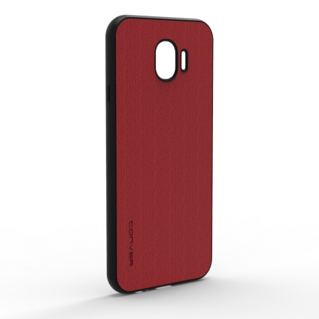 Чехол-накладка Jeans Samsung Galaxy J4 (J400) Red