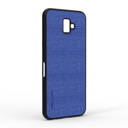Чехол-накладка Jeans Samsung Galaxy J6 2018 Blue