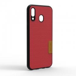 Чехол-накладка Jeans Samsung Galaxy M20 Red