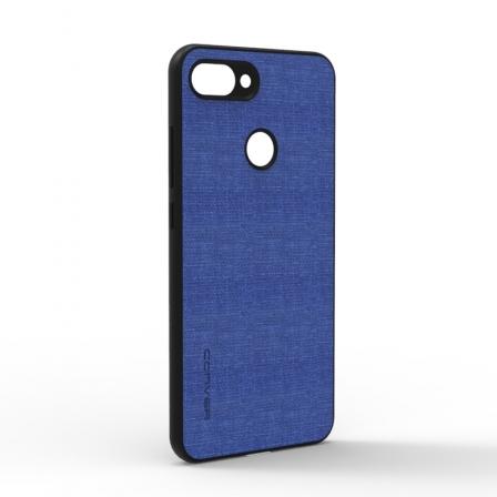 Чехол-накладка Jeans Xiaomi Mi8 Lite Blue