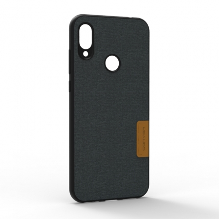 Чехол-накладка Jeans Xiaomi Redmi Note 7 Black