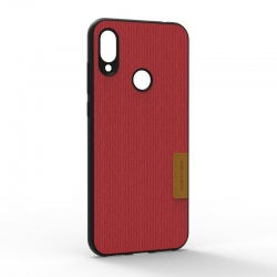 Чехол-накладка Jeans Xiaomi Redmi Note 7 Red