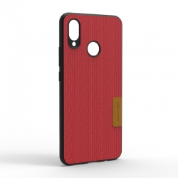 Чехол-накладка Jeans Huawei P Smart Plus Red