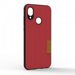 Чехол-накладка Jeans Huawei P Smart 2019 Red