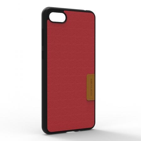 Чехол-накладка Jeans Huawei Y5 2018 Red