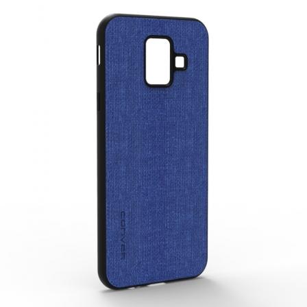 Чехол-накладка Jeans Samsung Galaxy A6 2018 Blue