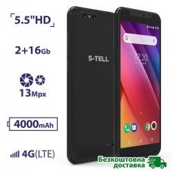 S-TELL P760 Black
