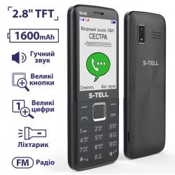 S-TELL S5-02 Black (Уцінка)