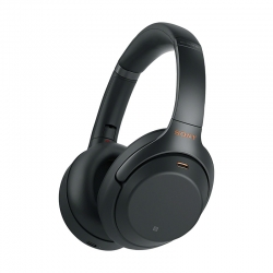 Наушники Sony Premium Noise Cancelling Headphones (WH-1000XM3B) Black