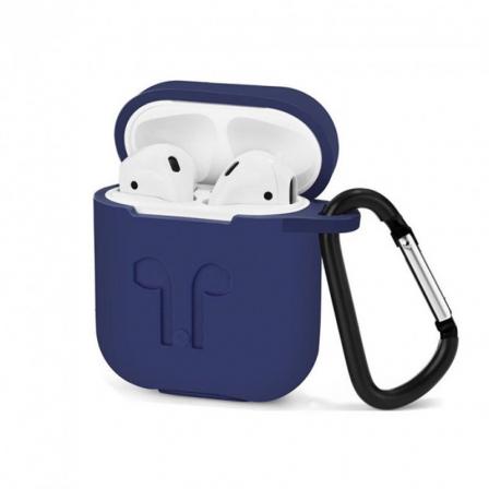 Чохол для навушників Apple AirPods Blue
