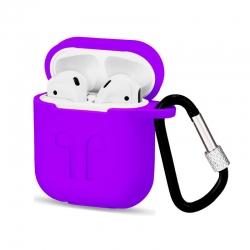 Чехол для наушников Apple AirPods Purple