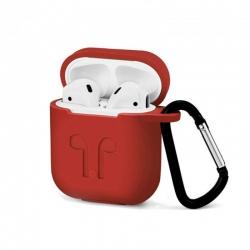 Чехол для наушников Apple AirPods Red